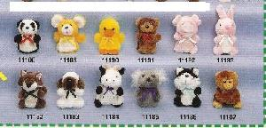 stuff toys 11182 11193 finger puppets