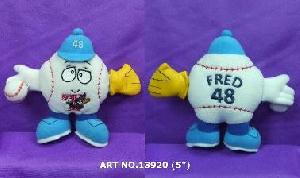 stuff toys 13920 plush baseball