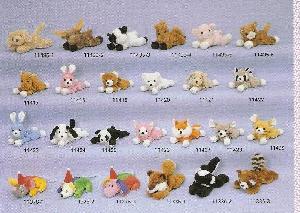 stuff toys beanie animals 2