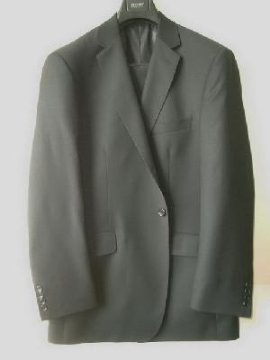 men s button suit