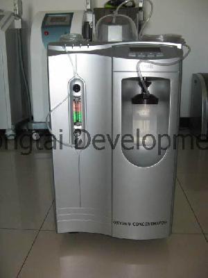 oxygen jet skin care system