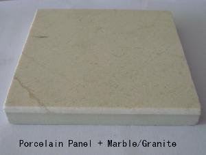 manufacture granite marble composite tile export