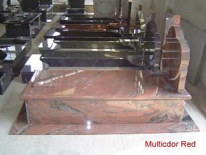 granite tombstone export