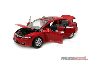 honda civic 2009 simulation car