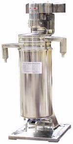 gf tubular bowl separation centrifuges