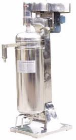gq tubular bowl clarification centrifuges