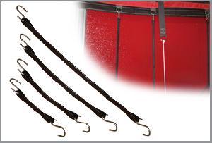 tie rubber straps posses optimum ozone resistance servcie