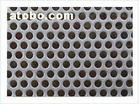round hole perforated metal mesh stainless steel plate