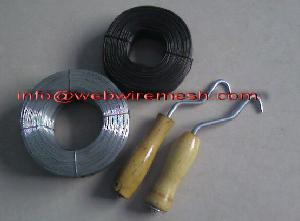 wooden hand tying tool rebar tie wire