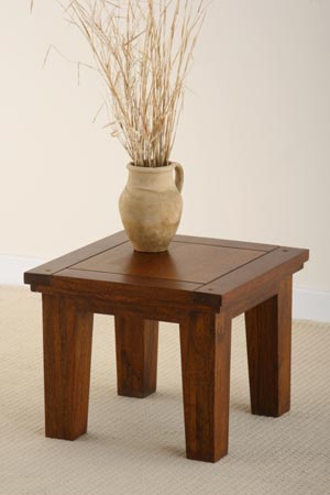 wooden side table manufacturer exporter wholesaler supplier fruit wood furniture india