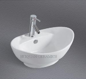 artistic basin counter ceramic acrylic hq 4840