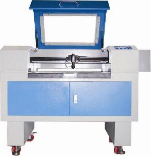 laser trademark cutting machine