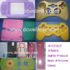 silicone rubber cases