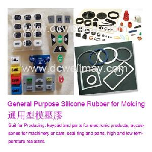 silicone rubber molding