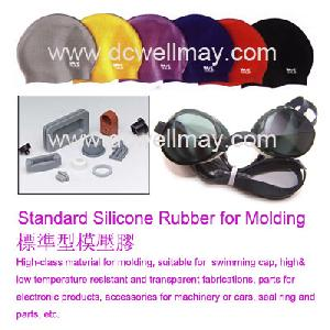 silicone rubber molding