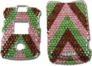 crystal mobile phone faceplates