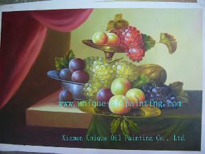 wholesale still life oil painting fruit