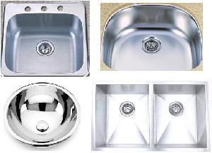 304 stainless steel sink sinks kitchen bathroom