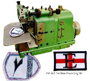 embelm decorative overeding sewing machine