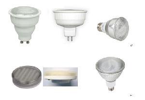 11watt cfl sostituzione della lampada alogena gu10 mr16 par20 par38 bianco caldo fluorescenti