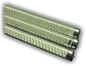 30watt conduit tube 2400mm 96inch longueur 648leds 2700lumen l égalité des lampes fluorescentes