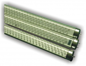 30watt led tube 2400mm 96inch 648leds 2700lumen equal fluorescent lamp 100w