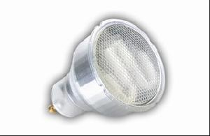 Gu10 Energy Saving Lamp Esl 9w Warm White Twist And Lock, 11watt Gu10-fluorescent