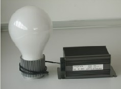 solar powered iluminação dc indução electrodeless lâmpada 12v cfl levou fluorescente 2