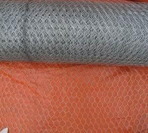 galvanised hexagonal mesh rabbit netting