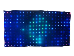 led video curtain light phn030