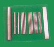 beryllium copper round rods plates
