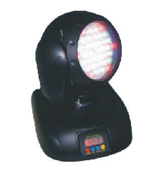 led moving head 1w edison lamp stage lighting