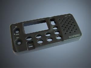 plastic electronic accessory mould