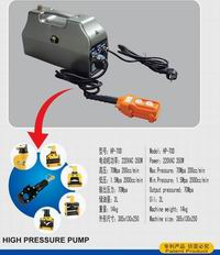 portable pressure pump power hydraulic tools