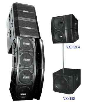 linearray speaker