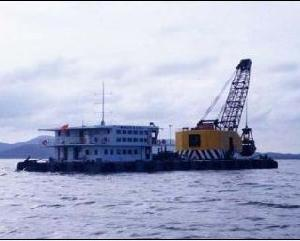 8m³ grab dredger 1 57 million usd