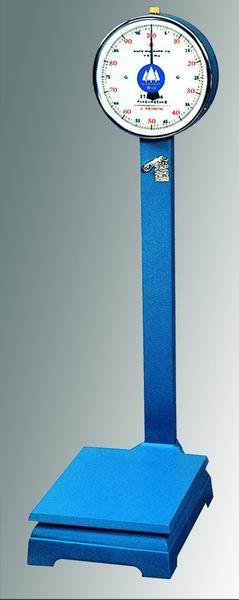 dials spring platform scale 50kg 500kg