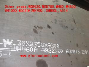 Sell Offer 25crmo, 25crmo4, 35crmo4 Alloy Structure Steel Plate