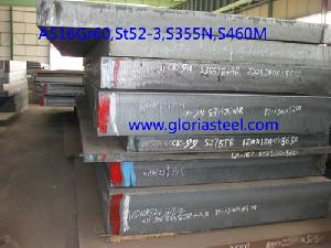P355ml1, 16mndr, P355m, P355ml2, P420m, P420ml1weldable Fine Grain Steel Plate, Thermomechanically R