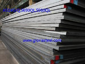 Wh100q, Wq590e, Wh70q Plate For Low Weld Crack Sensitivity Steel