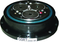 cort gearbox compound oscillatory roller transmission