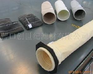air filter bag fiberglass fabric cage polyester ptfe nomex dust collector