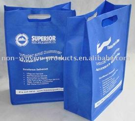 nonwoven handle bag
