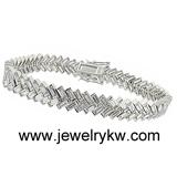sterling silver jewelry manufacturer bracelet