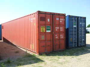 cargo containers usa