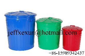 colored storage container