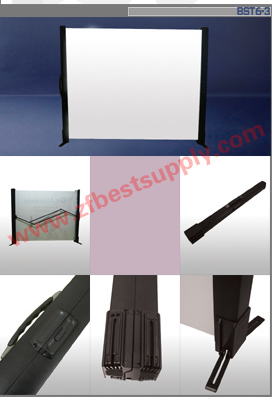 table banner stand bst6 12
