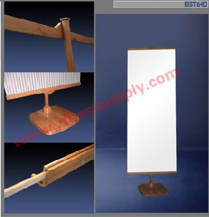 wall shelf banner stand bst6 10