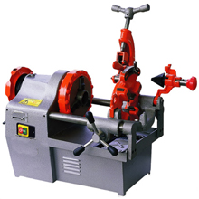 pipe threading machine multufunction