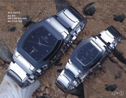 tungsten steel watches wrist